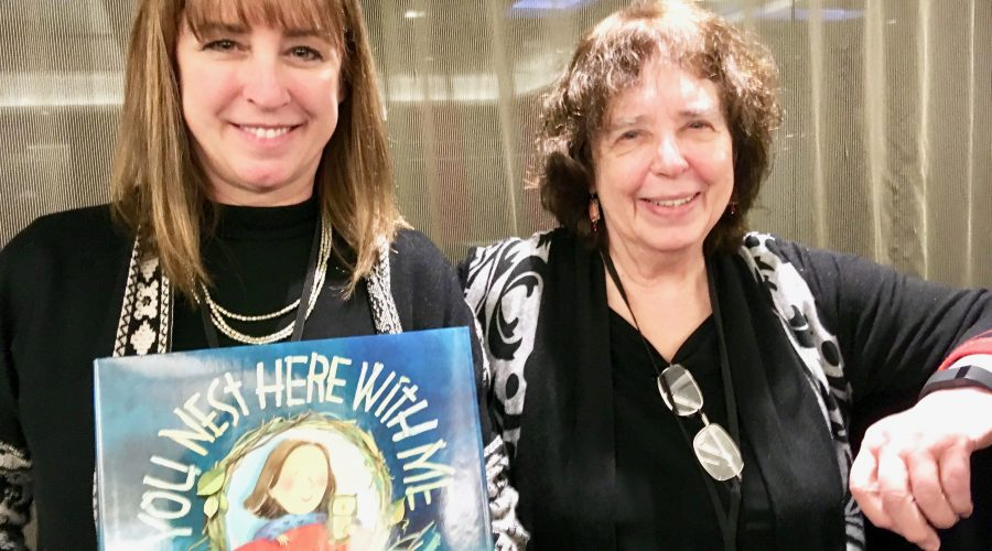 One minute interview with Jane Yolen and Heidi Stemple